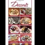 dessert menu 2016