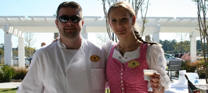Your Hosts Werner & Martina Horvath